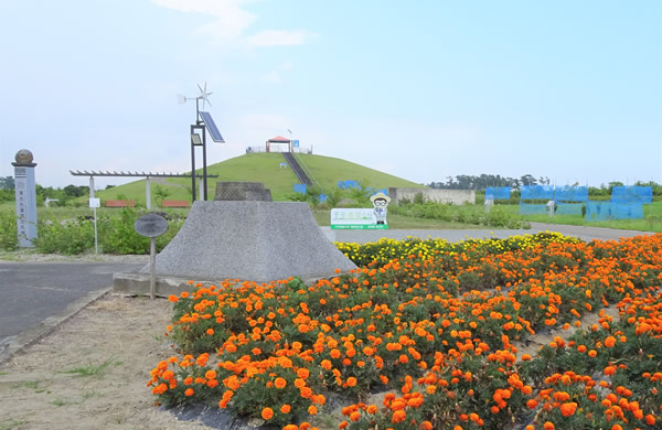 岩沼市 千年希望の丘