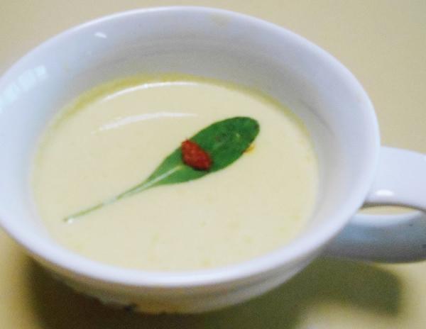 蔵王かぼちゃスープ