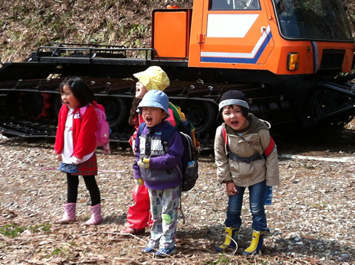 寄稿 福島からサテライト保育
