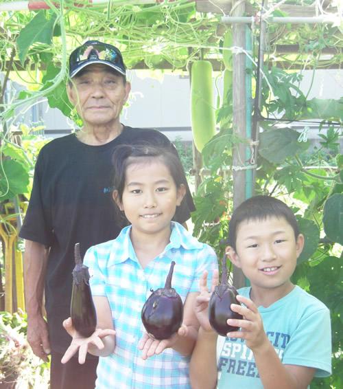 鶴岡市民農園より 愛をこめて