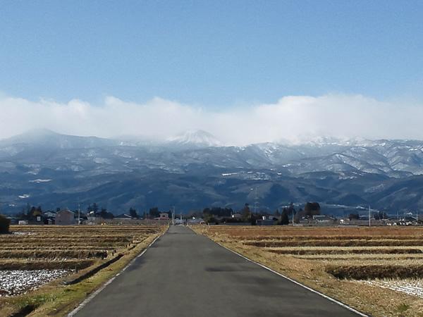 福島で過ごすお正月