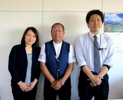 今月のキーワード 福島県浪江町復興支援員