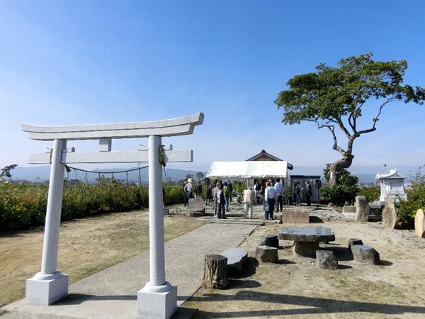 4年ぶりの祭の再開 青巣稲荷神社例祭・奉告祭