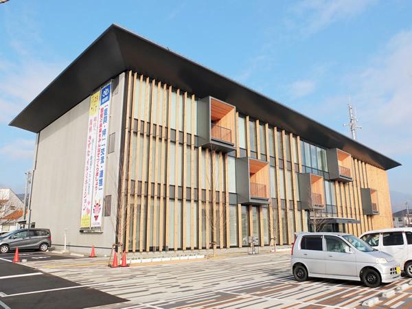 国見町 新庁舎完成(寄稿)