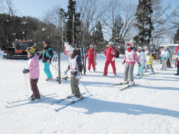 しんきんスキー教室~冬の蔵王をスキーで楽しもう~