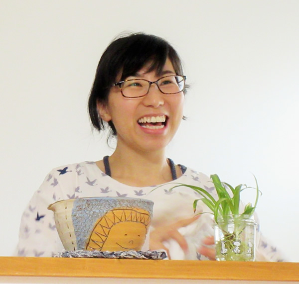 つぶつぶ雑穀料理教室『まんまる』オープン!