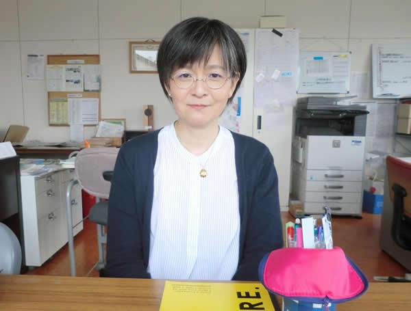 ここふく@やまがた相談支援室 相談員 岡﨑 敏子 さん