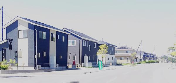 [寄稿]新しい丘陵の街「野蒜ケ丘」地区 宮城県東松島市