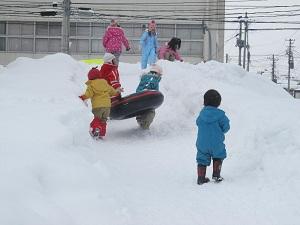 雪国を楽しむ