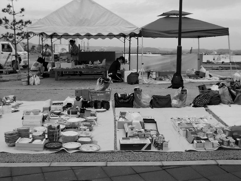 塩釜市 桂島の再生応援