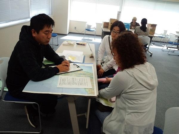 福島で避難相談窓口「生活村」を開催