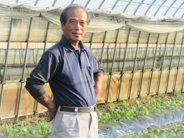NPO法人レインボープラン市民農場 理事長 竹田 義一 さん